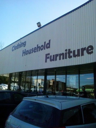Clothing Household Furniture Store - Grimsby Benevolent Fund 40 Elm St off Main St - QEW Niagara Ontario St Exit 17 Maple Ave
